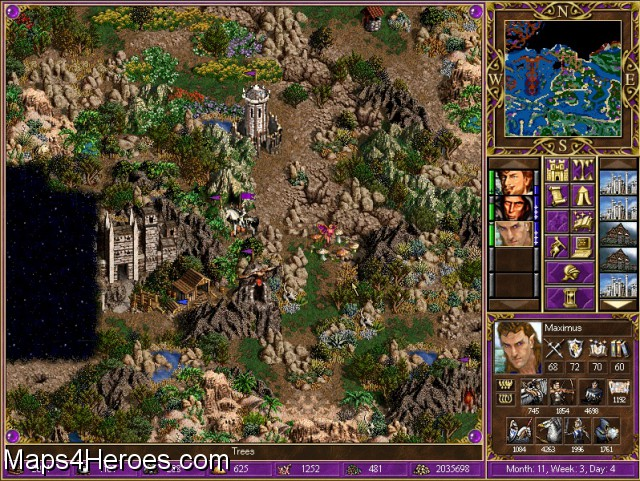 Heroes3 your opinions about the empire of the world 2 map rating gretchin castle the empire of the world 2 gumiabroncs Choice Image