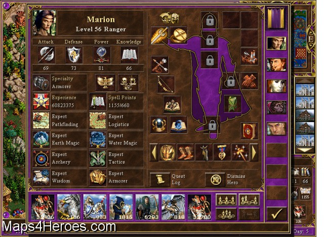 Heroes3 your opinions about the empire of the world 2 map rating the 2nd victory the empire of the world 2 gumiabroncs Choice Image