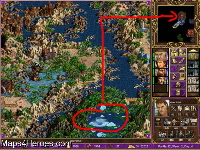 Heroes3 your opinions about the empire of the world 2 map rating whirlpool to xyron great map the empire of the world 2 gumiabroncs Gallery