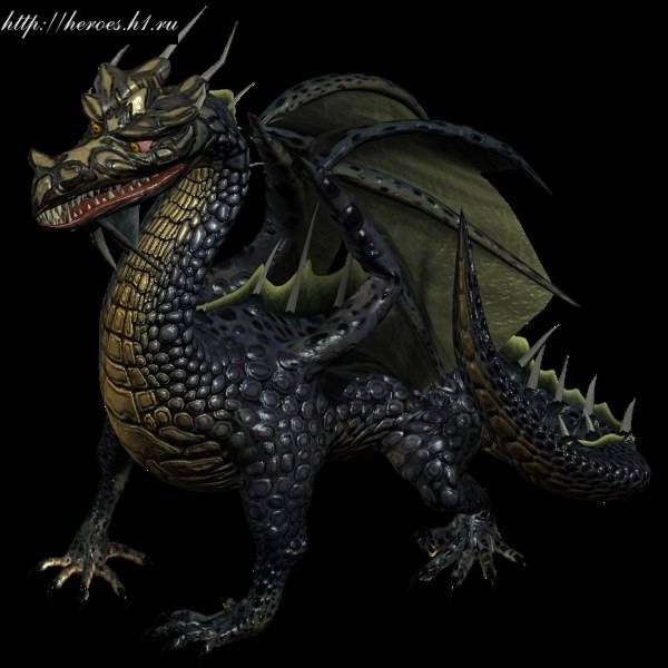 View Forum Posts.  Private Message. rdo.  2. Black dragon (Heroes III).