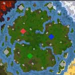 Download map Isle - heroes 4 maps