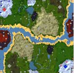 Download map Ugly sting - heroes 4 maps
