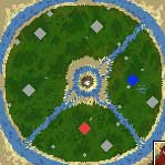 Download map Round the world - heroes 4 maps
