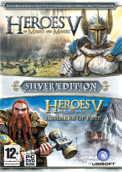 Heroes 5 new expansion the hammers of fate heroes 7(vii.