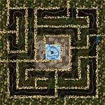 Download map The Minotaur and The Hound Dog - heroes 7 maps
