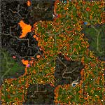 Download map The Second Gauntlet - heroes 7 maps