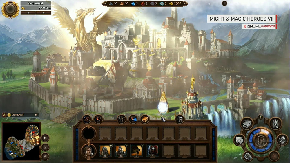 Карты Heroes Of Might And Magic 5